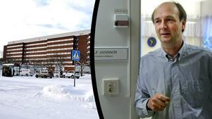 Ulf Jansson är inte längre länsklinikchef för laboratoriemedicin i Region Västernorrland utan efterträds tills vidare av Anders Henriksson.