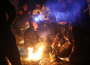 Det var folkfest i skogarna runt Eskilstuna där Novemberkåsan avgjordes i helgen.