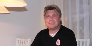 I nio säsonger var Mikael Teurnberg lagledare för Rospiggarna. Nu är den tiden över.