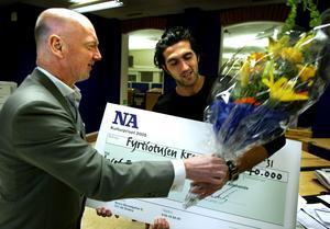 Josef Fares fick priset 2005. NA Arkiv: Håkan Risberg