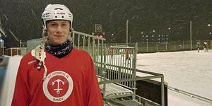 Jonas Granberg är tillbaka i SIF Norrtelje efter den otäcka skada som stoppade hans säsong redan i januari förra året.