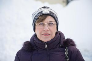 Ileana Visoianu, 60 år, pensionär, Bukarest: