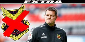 Joe Sargison kom till ÖFK under sommaren. Nu står det klart att han lämnar klubben.