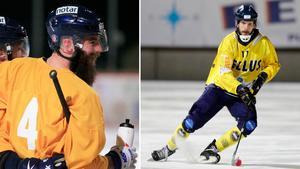 Martin Krigh och Fredrik Larsson.