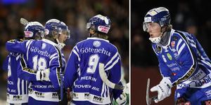 Martin Karlsson blev utsedd till matchens lirare av Bandypuls reportrar efter kvartsfinalen mot Motala på onsdagen. Efteråt säger han själv att han vill bevisa sig i slutspelet.