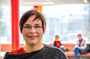 Christiane Rüdiger kandiderar som förstanamn för V.