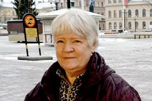 Margareta Söderberg, 73 år, pensionär, Haga: