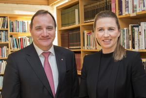 Debattören efterlyser samordning i migrationspolitiken mellan Stefan Löfvens Sverige och Mette Frederiksens Danmark. Foto: Terje Bendiksby/TT