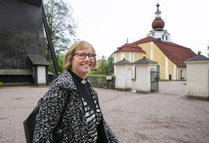 """""""Det är ett fantastiskt läge och vi hoppas huset kommer i rätta händer"""", säger Christina Engqvist."""