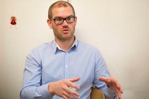 Anders Hellström är administrativ chef på bildningsnämnden och ytterst ansvarig för avtalet med Medienavet.