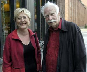 Rune Jansson var först med att ställa ut på Kaz Galleri 2005.Foto: Alf Pergeman