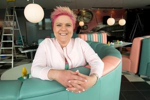 Malin Överby, delägare i In2Food som driver Pink Ladies.