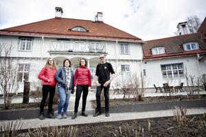 Marika Hansson kommer driva de kommersiella delarna av Wij trädgårdar på entreprenad. Den nuvarande personalen i form av bland annat Ulrika Gunnari, Malin Hermansson och Keith Lindström planerar hon att lyfta in i ett nytt bolag.