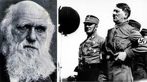 Charles Darwin var inte socialdarwinist och nazismen är inte något fullföljande av hans läror, skriver Humanisternas  ordförande i Örebro, Anders Hesselbom.