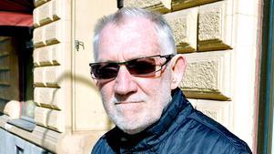 Leif Bolin, 74 år, pensionär, Sundsvall: