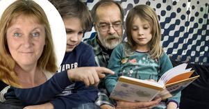 Läs högt för barnen - det har sagts många gånger och tål att upprepas. Bild: Claudio Bresicani