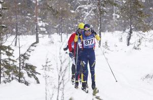 Karin Vemhäll, 877, vann damklassen överlägset.