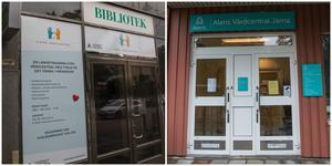 Vidar vårdcentrals patienter skrivs över till Järna vårdcentral, som trots skyltningen inte längre drivs av Aleris.