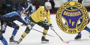 Marcus Wikman hoppa på en stor roll på Brobergs mittfält kommande säsong.
