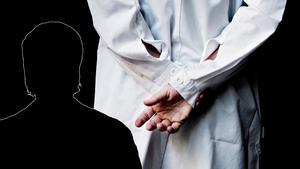 Region Västernorrland kommer inte längre att hyra in den stafettläkare som blivit dömd för felbehandling utomlands. Bild: TT/Montage