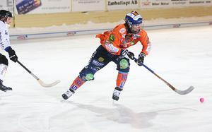 Philip Flodstam gjorde två av målen när Bollnäs besegrade Edsbyn i matchen om tredjeplatsen.