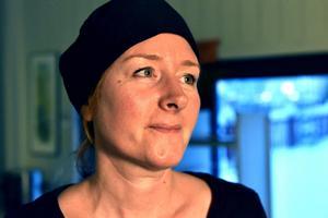 Karin Gysling berättar att de även vill lyfta caféet under lågsäsongen.