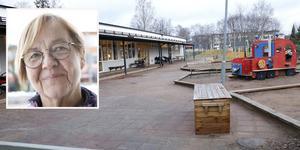 Susanne Grundström (S) ordförande i Hällefors kommunfullmäktige.