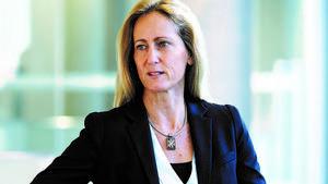Katarina Ageborg, ny vd för Astra Zeneca. Foto: Astra Zeneca
