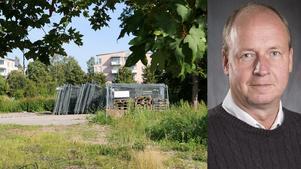 Nybygget i kvarteret Gladan läggs till de hyreshus som Sjöborgs fastigheter redan har i Kumla.