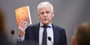 Utredaren Jan-Åke Björklund.