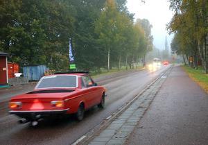Brå i Säter har fått flera rapporter om incidenter där epa-traktorer varit inblandade. (Bilen på bilden har inget med artikeln att göra)