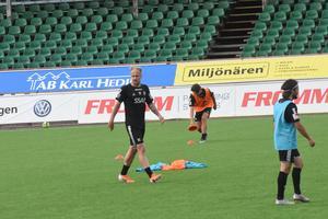 Sex mål och två assist är facit för Anton Lundin under säsongen så här långt.