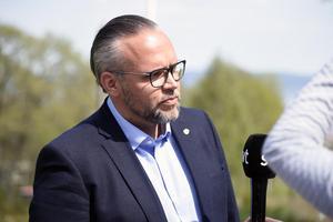 Andreas Jankevics är J-Södras nya sportchef.