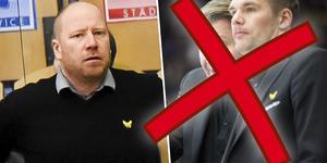 Zetterberg fick jobbet som sportchef, Appelgren lämnade och hamnade sedan i SSK. Foto: Sporten & Bildbyrån.