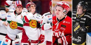 Michael Haga är en av hela 20 spelare som lämnat Mora IK. Timrå och AIK har råkat ut för liknande spelarflykter. Foto: Bildbyrån