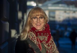 Anna-Carin Berglund, 46, optikerassistent, Sundsvall.