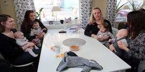 Det var fler barn som föddes i Ramsele under 2018 än vad det varit under flera år tidigare.