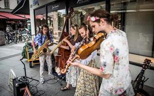 Kulingen är en av de folkmusikgrupper som kommer att uppträda på årets corona-anpassade Ornungastämma.