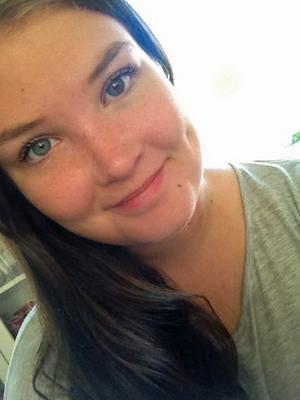 Matilda Bränström, Härnösand, fyller 18 år i dag.