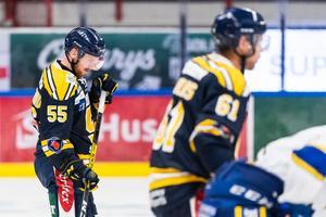 Fagerudd har spelat SHL-hockey för Luleå, Djurgården och Mora, och även i finska högstaligan. Var karriären fortsätter återstår att se. Foto: Johanna Lundberg / Bildbyrån