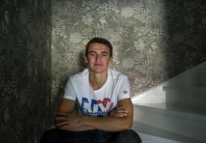 Anton Bylin fyller 18 år den 10 september.