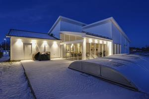 Foto: Richard Ström. Veckans trea är en villa på Lindhultsvägen 66 i Örebro som kommer att bli till salu men ännu inte är det.