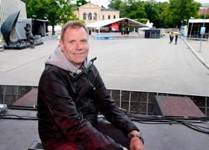 Alf Westerdahl, marknadschef på Västerås Marknad och Näringsliv AB. Bild: Rune Jensen