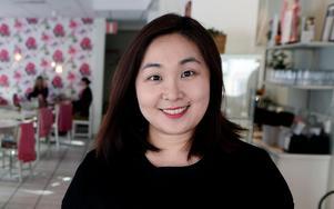 Yuehan Zhang, 34, restaurangägare, Sundsvall:
