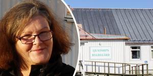 Tina Tjärnberg Forslund har aldrig varit med om liknande tryck på bygdegården.