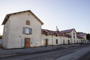 På Södra hamngatan har Östhu fastigheter sedan tidigare sex lägenheter. Nu har de utökat med fyra till.