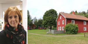 Wendla Thorstensson är glad över kommunens beslut att köpa friluftsgården Sixtorp men tycker fortfarande att regionen skulle ha fortsatt att äga den.