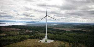 Vindkraft på Åndberget utanför Lillhärdal ser ut att komma närmare en byggstart. Arkivfoto