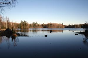 Hammardammen i Hofors. Foto: Marie Eriksson/arkiv