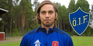 Tim Torstensson är klar som spelande tränare för moderklubben Östervåla IF.
